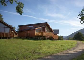 Argyll Lodges, Arrochar,Dunbartonshire,Scotland