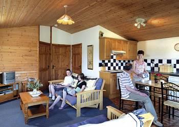 Brookside Woodland Lodges