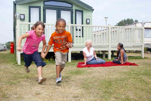 New Beach Holiday Park