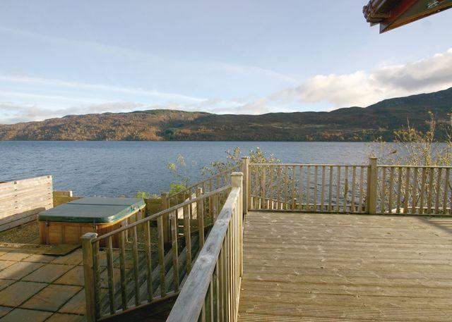 Loch Ness Highland Park, Invermoriston,Highlands,Scotland