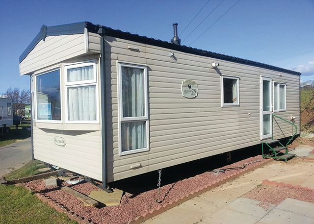Turnberry Holiday Park, Girvan,Ayrshire,Scotland