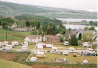Dunroamin Caravan and Camping Park, Lairg,Highlands,Scotland
