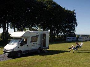 Plas Gwyn Caravan Park, Caernarfon,Gwynedd,Wales