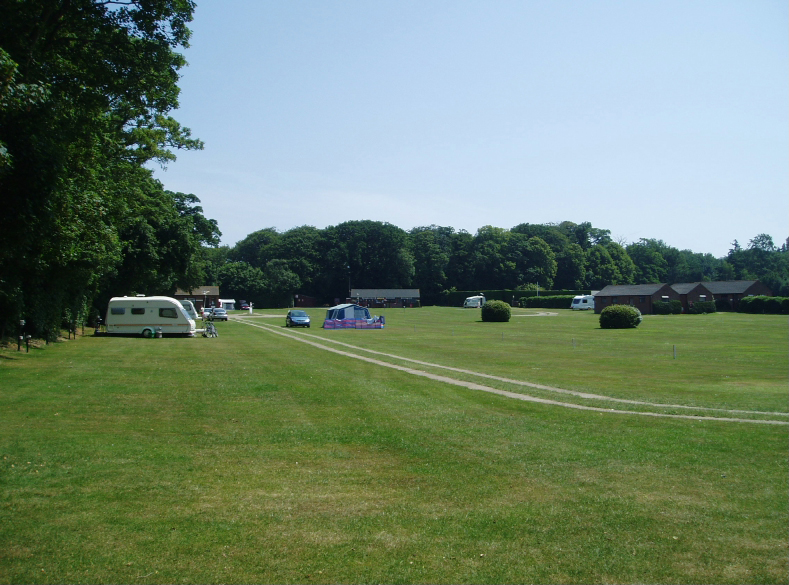Scratby Hall Caravan Park