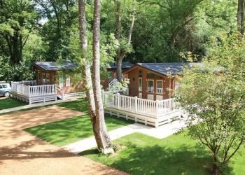 Merley Woodland Lodges, Wimborne,Dorset,England