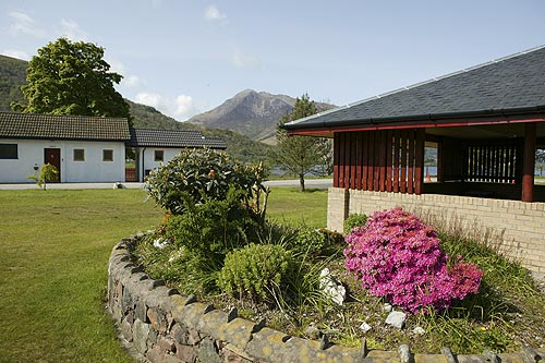 Invercoe Caravan and Camping Park, Glencoe,Argyll and Bute,Scotland