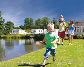 Haggerston Castle Holiday Park, Berwick Upon Tweed,Northumberland,England