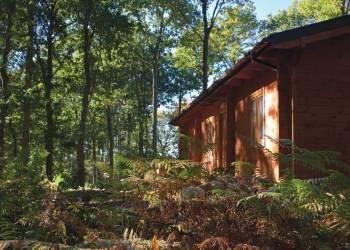Woodland Park Lodges, Ellesmere,Shropshire,England