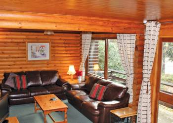 Riverside Log Cabins