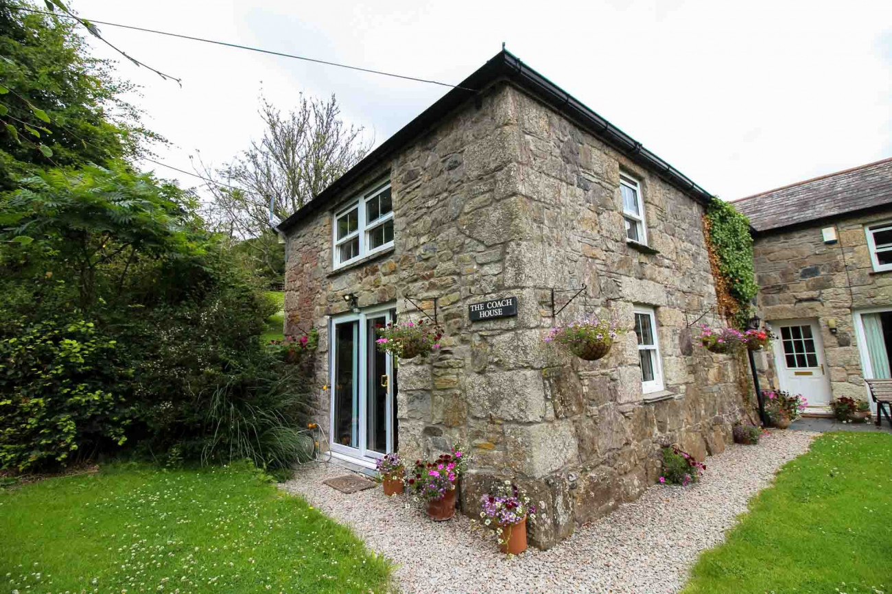 Click here for more about The Coach House