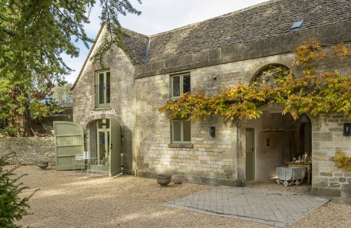 Click here for more about The Coach House at The Lammas