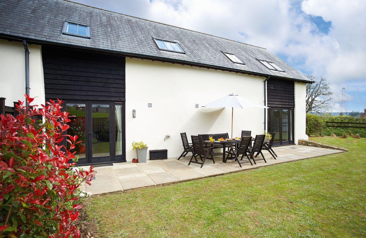 Click here for more about Lower Curscombe Barn