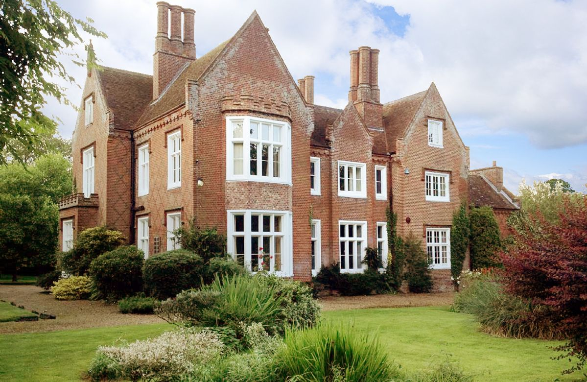 Click here for more about The Old Rectory