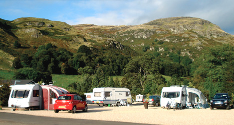 Witches Craig Caravan and Camping Park