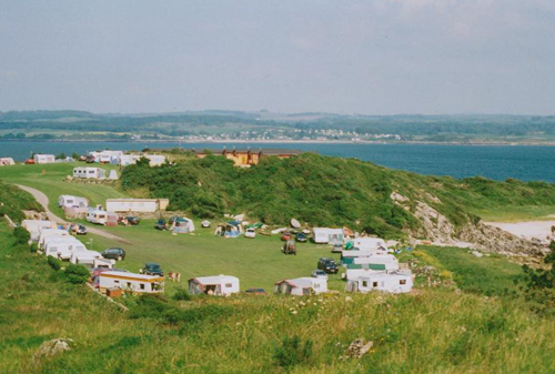 Mossyard Caravan Park, Gatehouse of Fleet,Dumfries and Galloway,Scotland