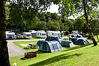 Black Rock Caravan and Camping Park, Evanton,Highlands,Scotland
