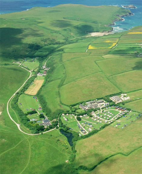 Treago Farm Caravan Park