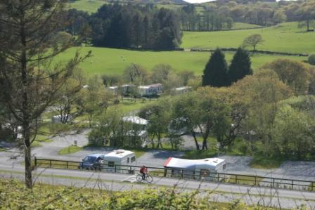 Tyddyn Llwyn Caravan Park, Porthmadog,Gwynedd,Wales