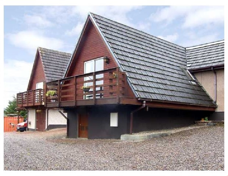 Click here for more about Larchfield Chalet 2