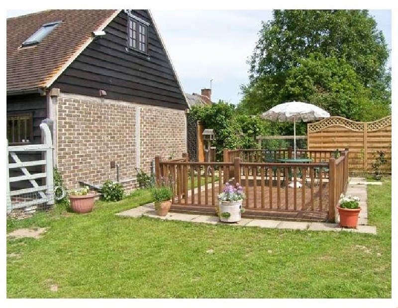 Click here for more about The Studio- Horseshoe Cottage