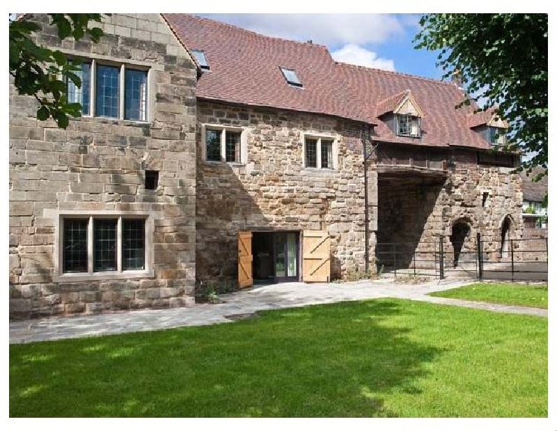 Click here for more about Gatehouse Croft