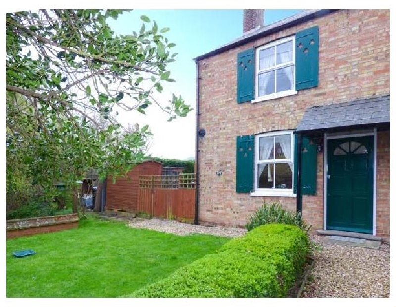Click here for more about 1 Laburnum Cottage
