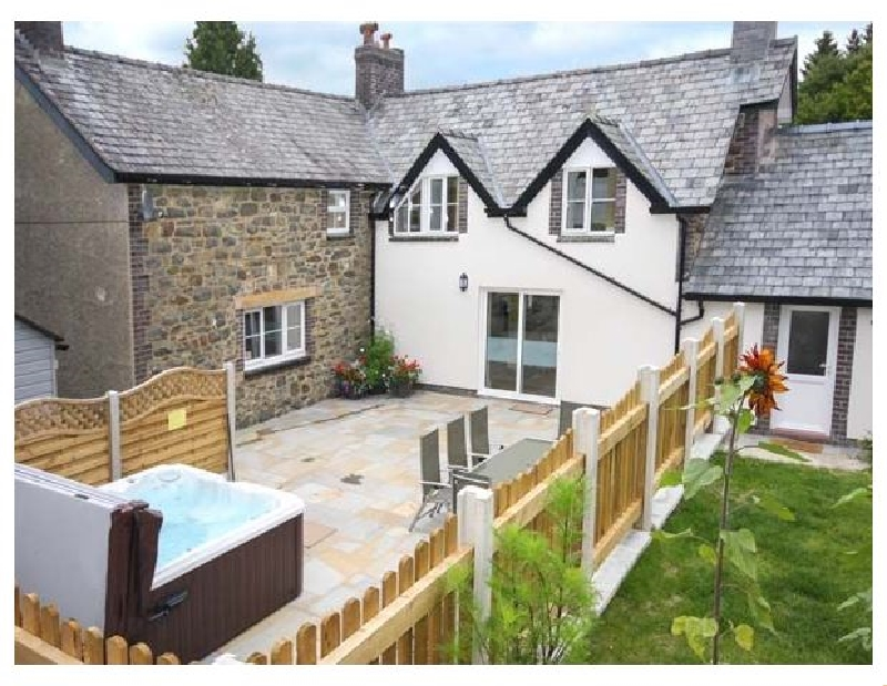 Click here for more about Parc Cottage