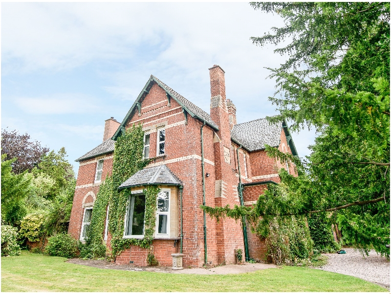 Click here for more about The Old Vicarage