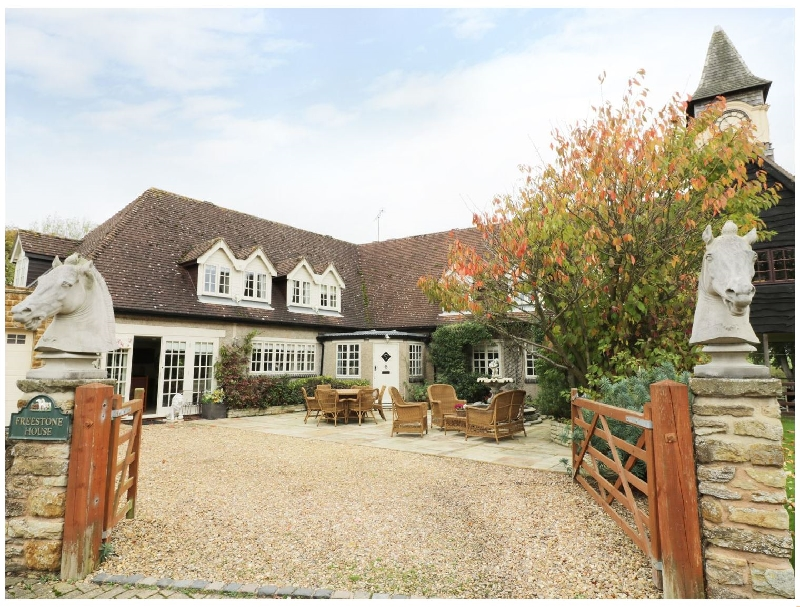 Click here for more about Freestone House