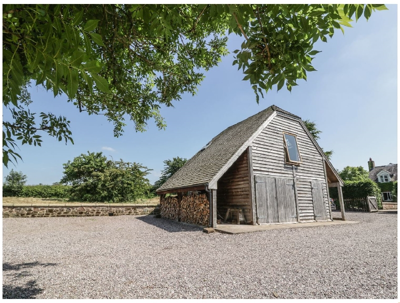 Click here for more about The Barn at Rose Cottage