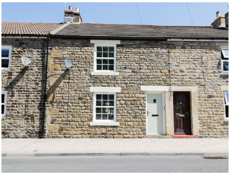 Click here for more about Weardale Cottage