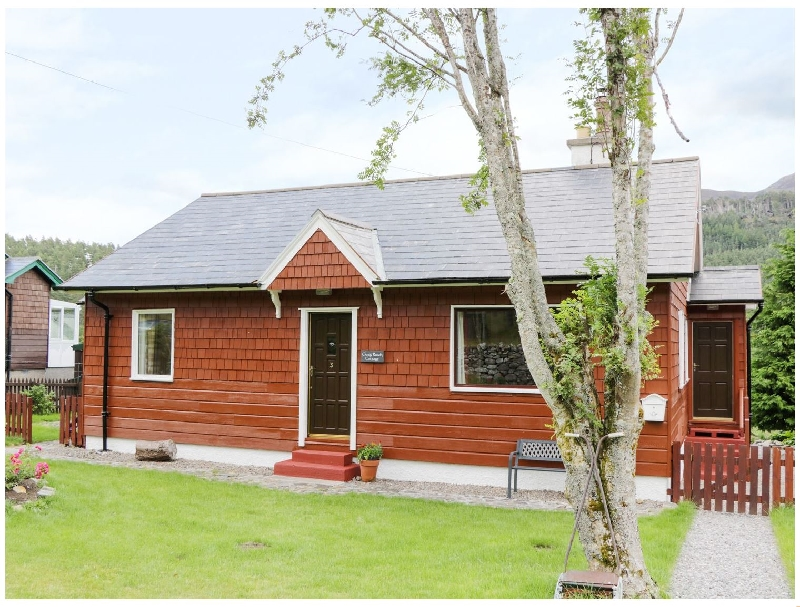 Click here for more about 3 Strathanmore Cottages