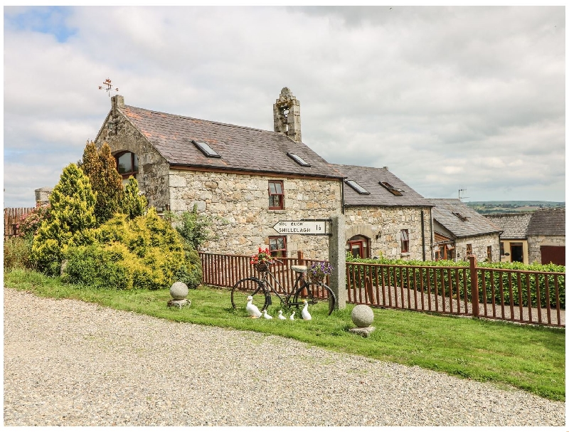 Click here for more about The Barn @ Minmore Mews