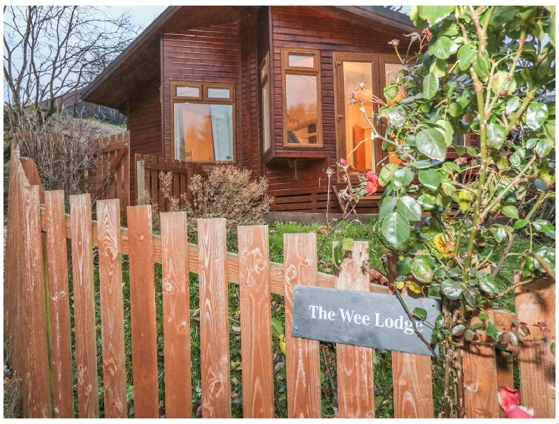 Click here for more about The Wee Lodge
