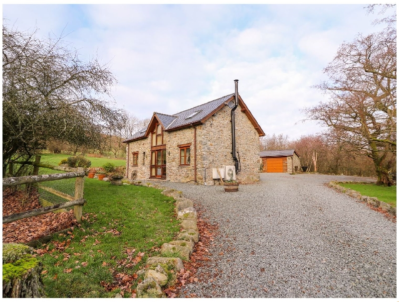 Click here for more about The Carnau Lodgings