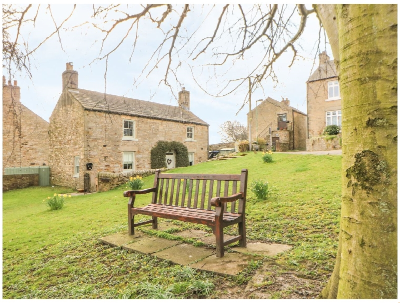 Click here for more about The Hill Cottage