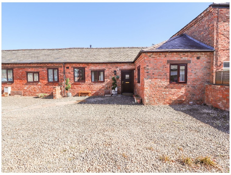 Click here for more about Clwyd Cottage