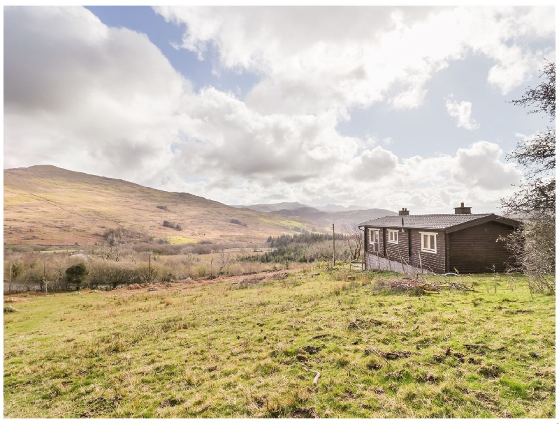 Click here for more about Snowdon Vista Cabin