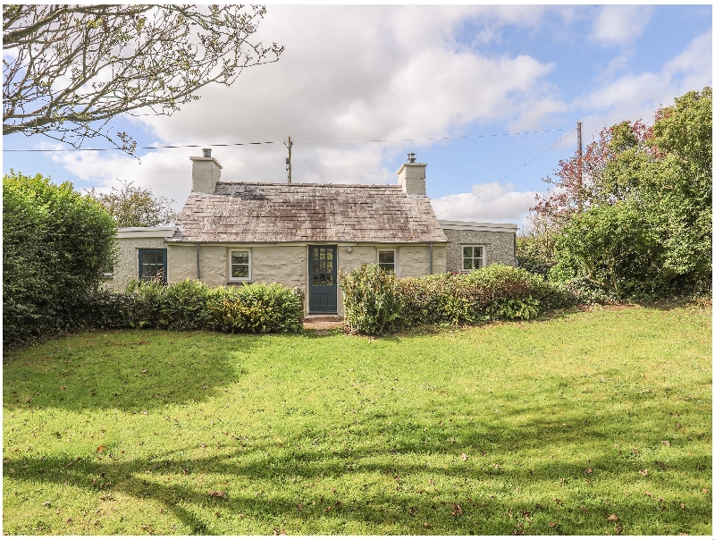 Click here for more about Ffrwd Cottage