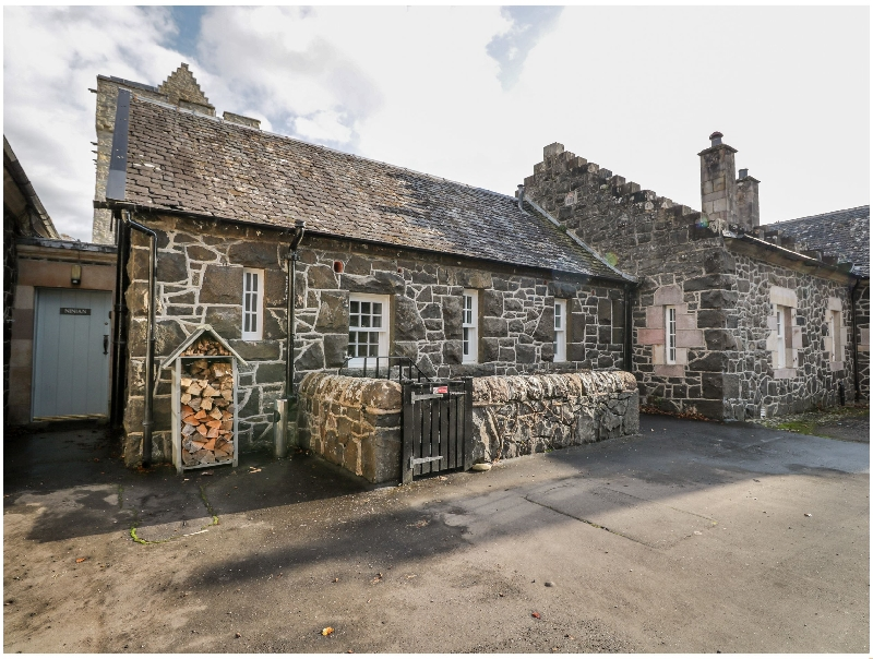Click here for more about Ninian Cottage