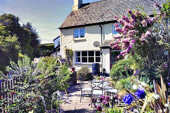 Click here for more about 1 Rose Cottages