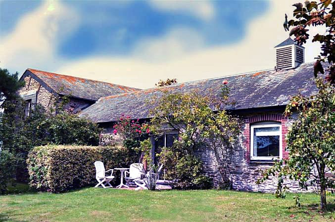 Click here for more about Court Barton Cottage No. 1